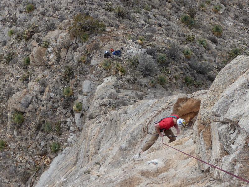 Rock Climbing Photo: Rock!
