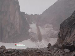 Rock Climbing Photo: Bugaboo-Snowpatch Col, 2009 Photo by Jeff Volps Po...