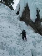 Rock Climbing Photo: Gary reminiscing.