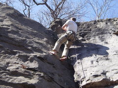 Rock Climbing Photo: A barefooted ascent inspired from watching the Cze...