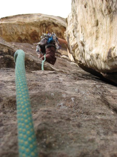 Rock Climbing Photo: Redrocks!