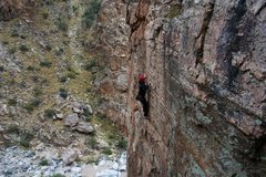 Rock Climbing Photo: Tucson, AZ