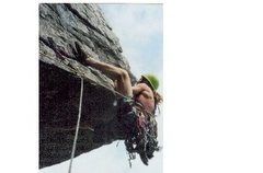 Rock Climbing Photo: sandbag gunks 9