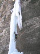 Rock Climbing Photo: Creative approach to climbing the Virgin in Wildca...
