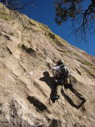Rock Climbing Photo: The start  January 2010