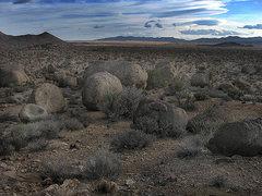 Rock Climbing Photo: Queen Valley. Photo by Blitzo.