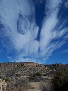 Rock Climbing Photo: NM