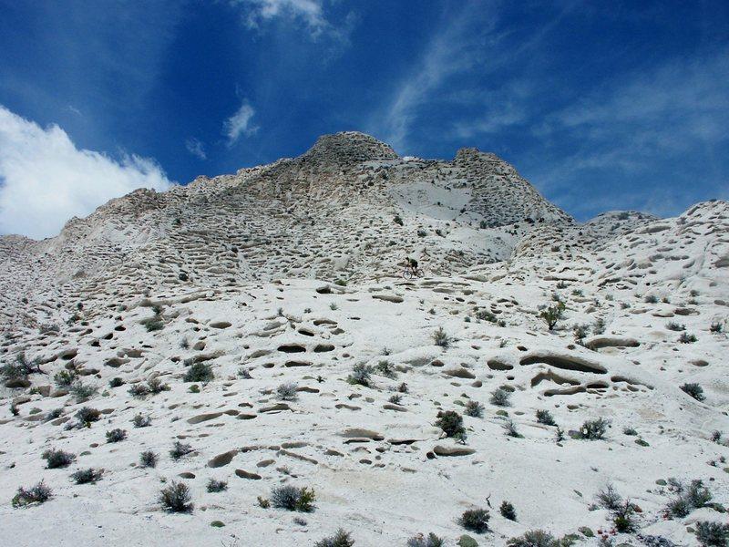 Rock Climbing Photo: .Crystal Mtn.
