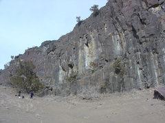 Rock Climbing Photo: The Owl Cove