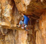 Rock Climbing Photo: Kama Sutra