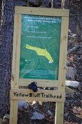 Rock Climbing Photo: Yellow Bluff Kiosk