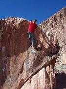 Rock Climbing Photo: Kraft '10 Clam Bumper