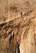 Rock Climbing Photo: Manly...isn't it....