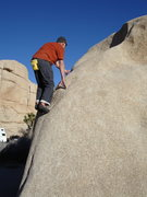 Rock Climbing Photo: H.V.campground
