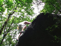 Rock Climbing Photo: Frayed Edge of Sanity