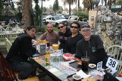 Rock Climbing Photo: Clockwise Albert, Nathan, Agina, RastaRaj and me. ...