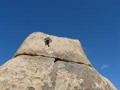 Rock Climbing Photo: Bubbly indeed....