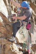 Rock Climbing Photo: Proj.