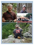 Rock Climbing Photo: collage