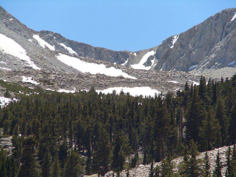 Shepherd Pass.