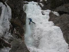 Rock Climbing Photo: Me enjoying a great climb