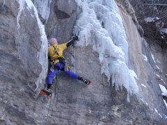 Rock Climbing Photo: 12-24-2004.