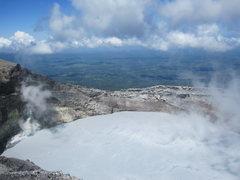 Rock Climbing Photo: Rincon de la Vieja