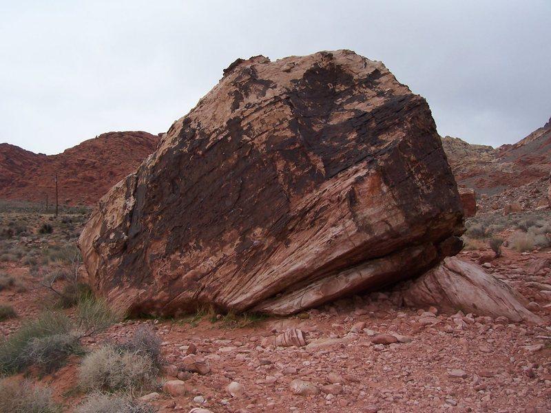 Rock Climbing Photo: Warm Up 2