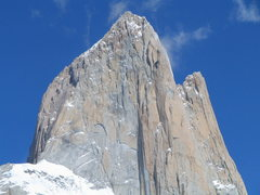 Rock Climbing Photo: Cerro Fitz Roy
