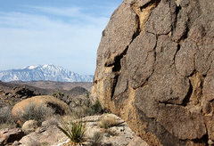 Rock Climbing Photo: San Jacinto from The Arctic Circle. Photo by Blitz...