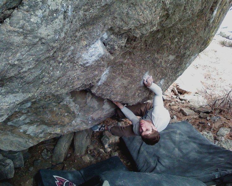 CCC bouldering.