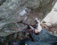 Rock Climbing Photo: CCC bouldering.