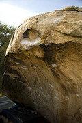 Rock Climbing Photo: The line.  Photo:  Thomas Burden