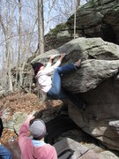 Rock Climbing Photo: yet another classic problem