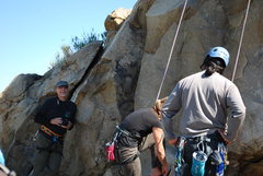 Rock Climbing Photo: Bill taking pics for everyone, as always. Thanks B...