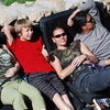 hanging out on Rubidoux....great day 2-28-10