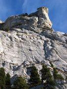 Rock Climbing Photo: La Tour des Gémeaux
