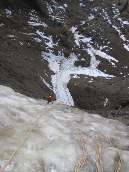 Rock Climbing Photo: The Moratorium, Cody