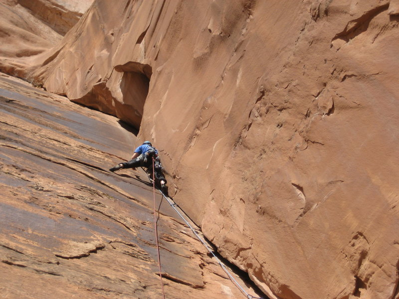 Matt Pickren leading pitch 1