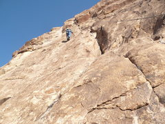 "Rock Climbing Photo: Mary Ellen Casterline on ""I Did It My Way&quo..."