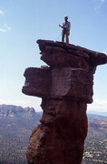 Rock Climbing Photo: Alienhead   5.8