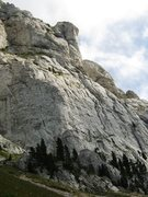 Rock Climbing Photo: Tour des Gémeaux
