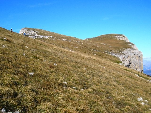 Rock Climbing Photo: Mont Aiguille summit plateau