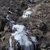 Waterton canyon Ice