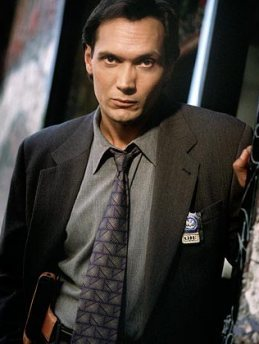 Jimmy Smits don't take no shit.