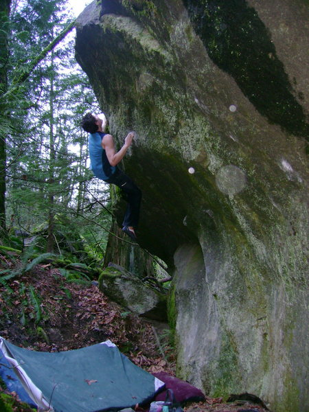 Marc-Andre Leclerc on Mesacorum V8