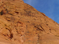 Rock Climbing Photo: Sand Dunes Area