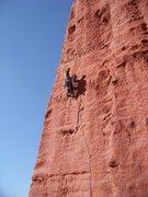 Rock Climbing Photo: ummmm, guess.