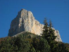 Rock Climbing Photo: Le Piler Sud of Mont Aiguille