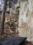Rock Climbing Photo: F2